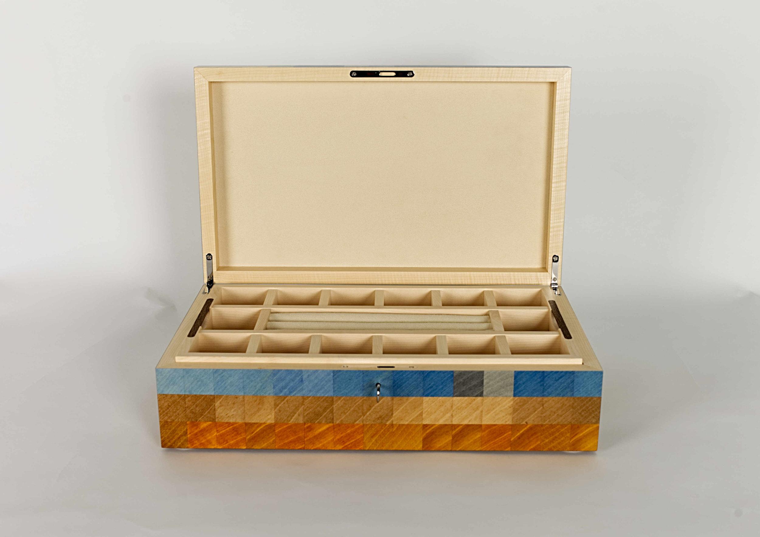 Martello Tower Jewellery Box