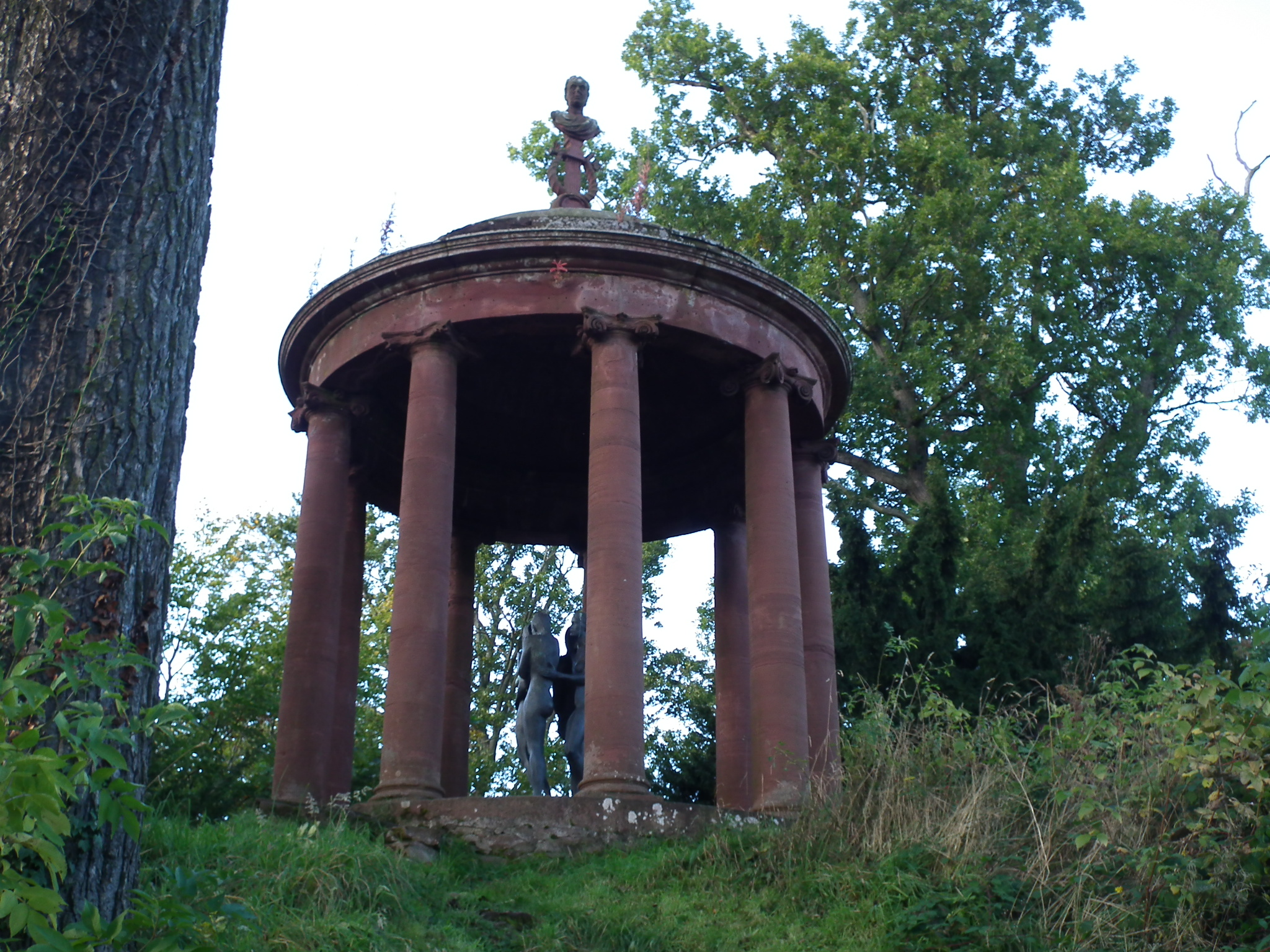 The Temple of the Muses