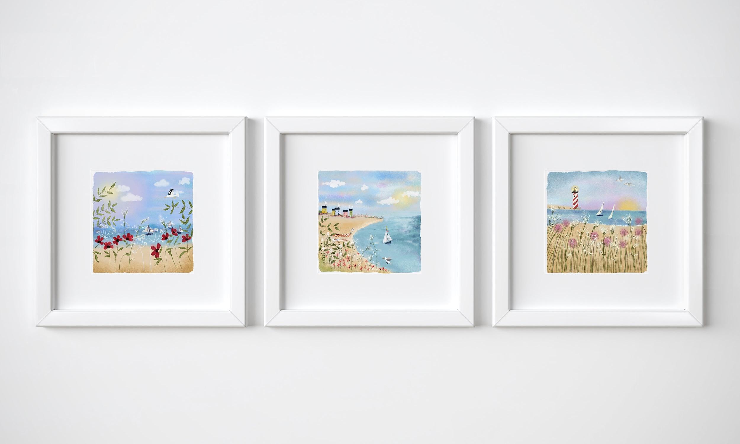 Beaches by Joy Laforme