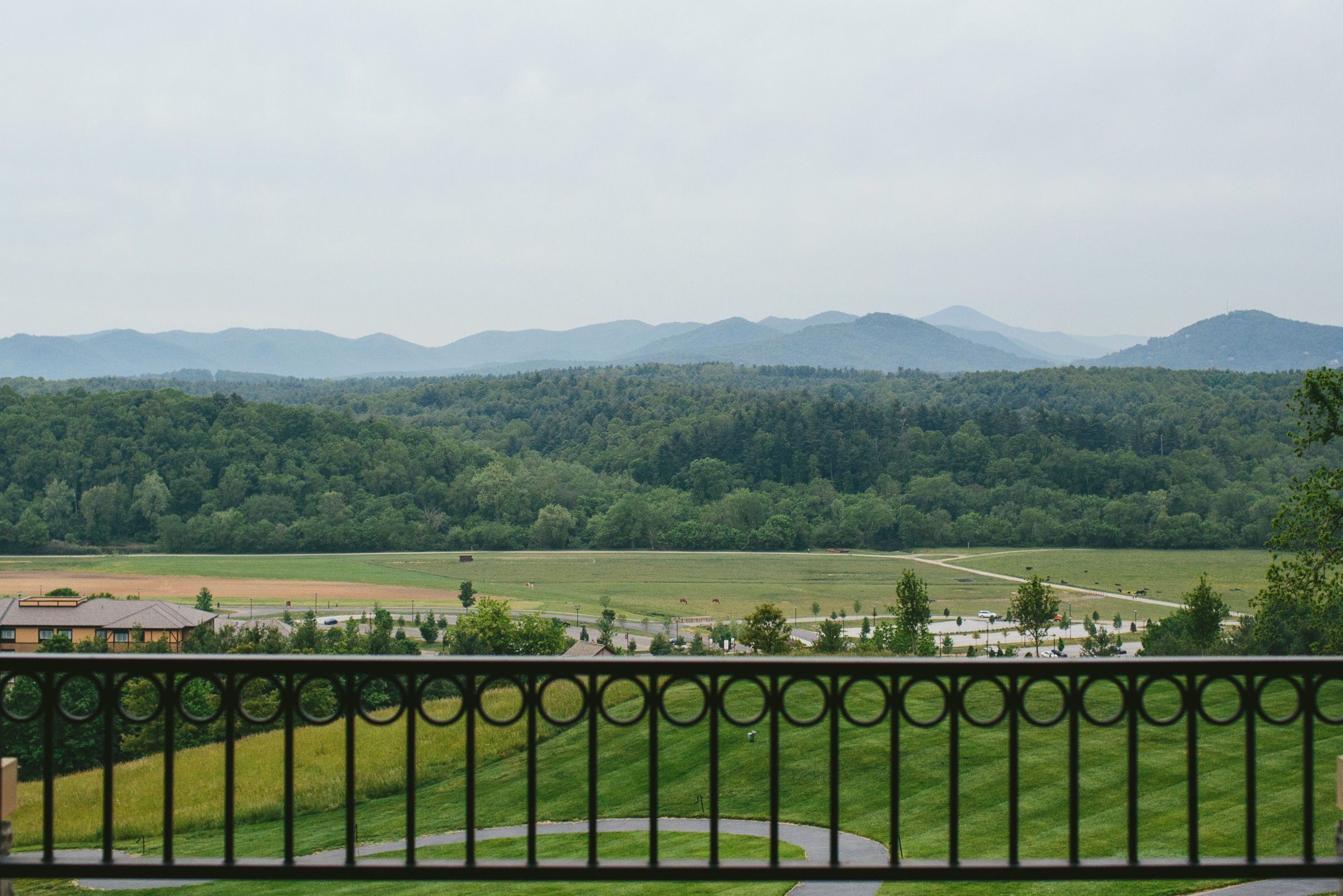 Asheville, Atlanta, Charlotte, New Orleans - Besides touring the famous mansion, Biltmore Estate offers horseback riding, skeet shooting and the Land Rover Experience as a few options to get off the beaten path.