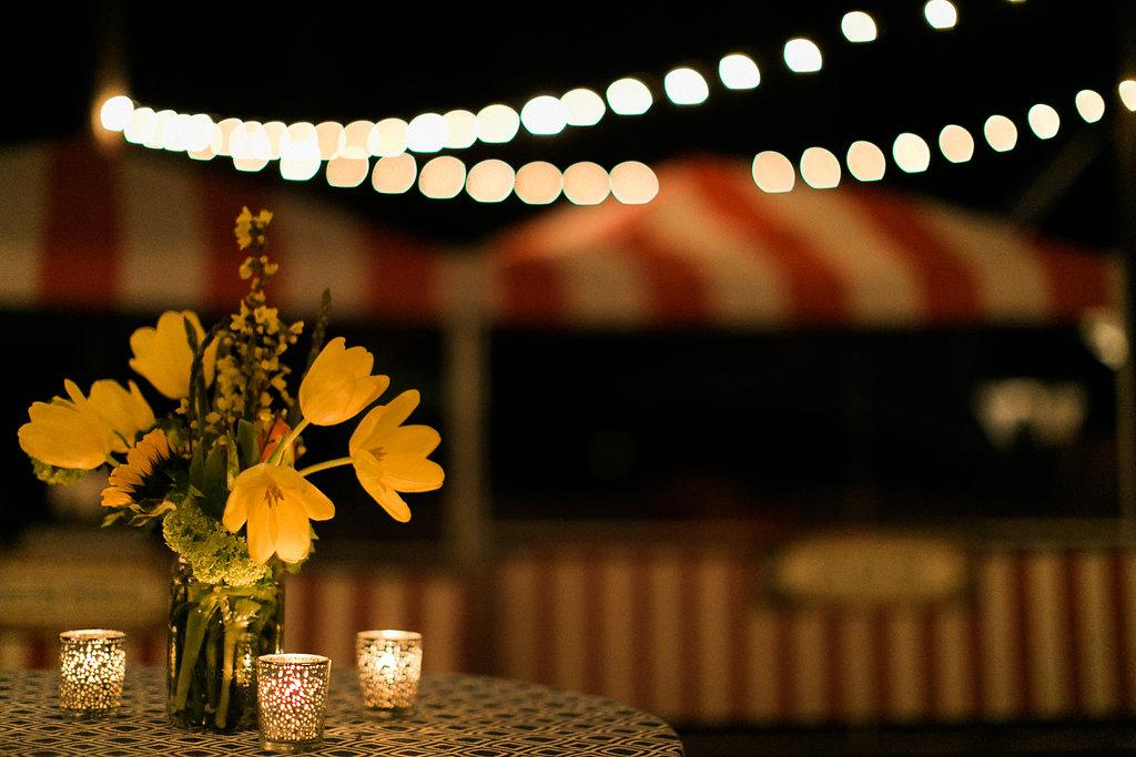County Fair Themed Corporate Dinner