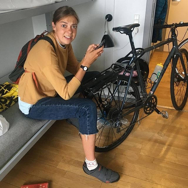 The hardest challenge yet. Will we find two cardboard boxes for our bikes in Copenhagen within five hours? (And dismantle and pack them too?) #theapprentice #procrastination