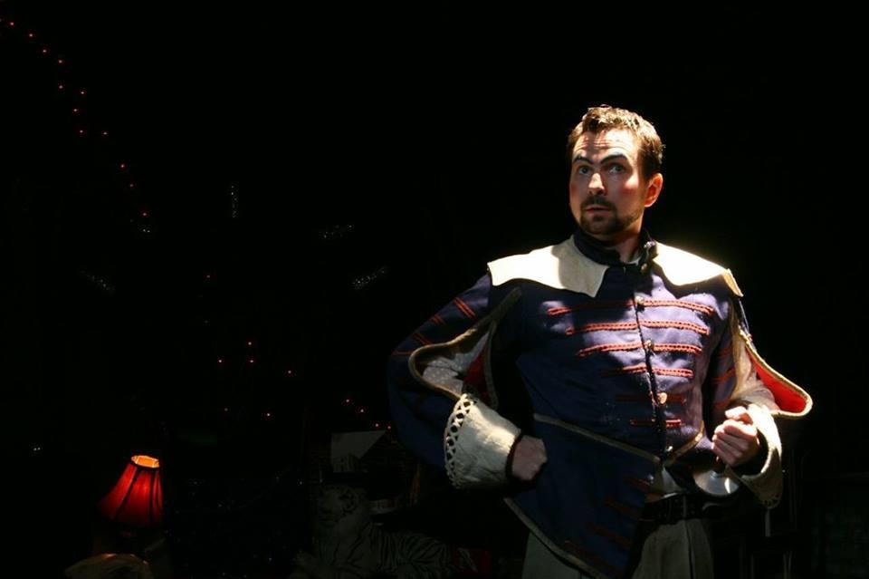 Jack Dugan Carpenter* as Prince Booger. Photo by Jasmine Dunn.