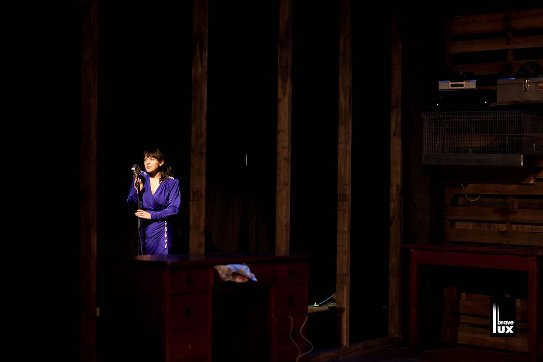 Lisa Tosti. Photo by Joe Mazza of  BraveLux.