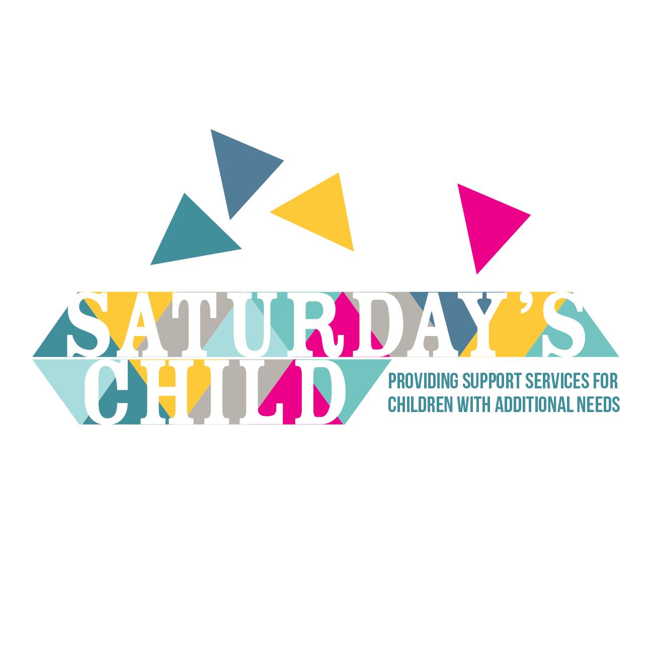 Saturdays Childcare logo idea