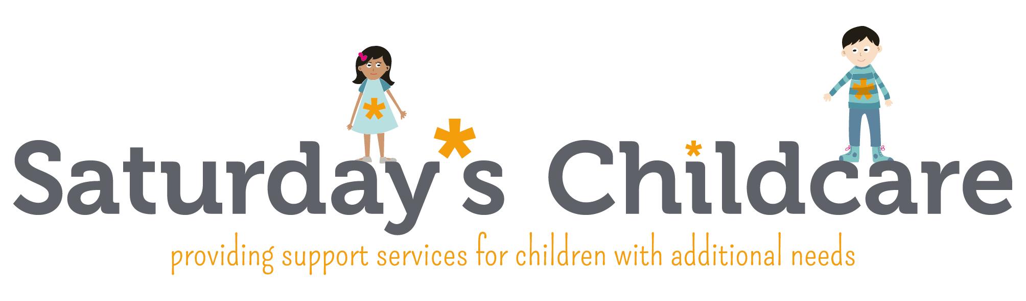 saturdays childcare logo