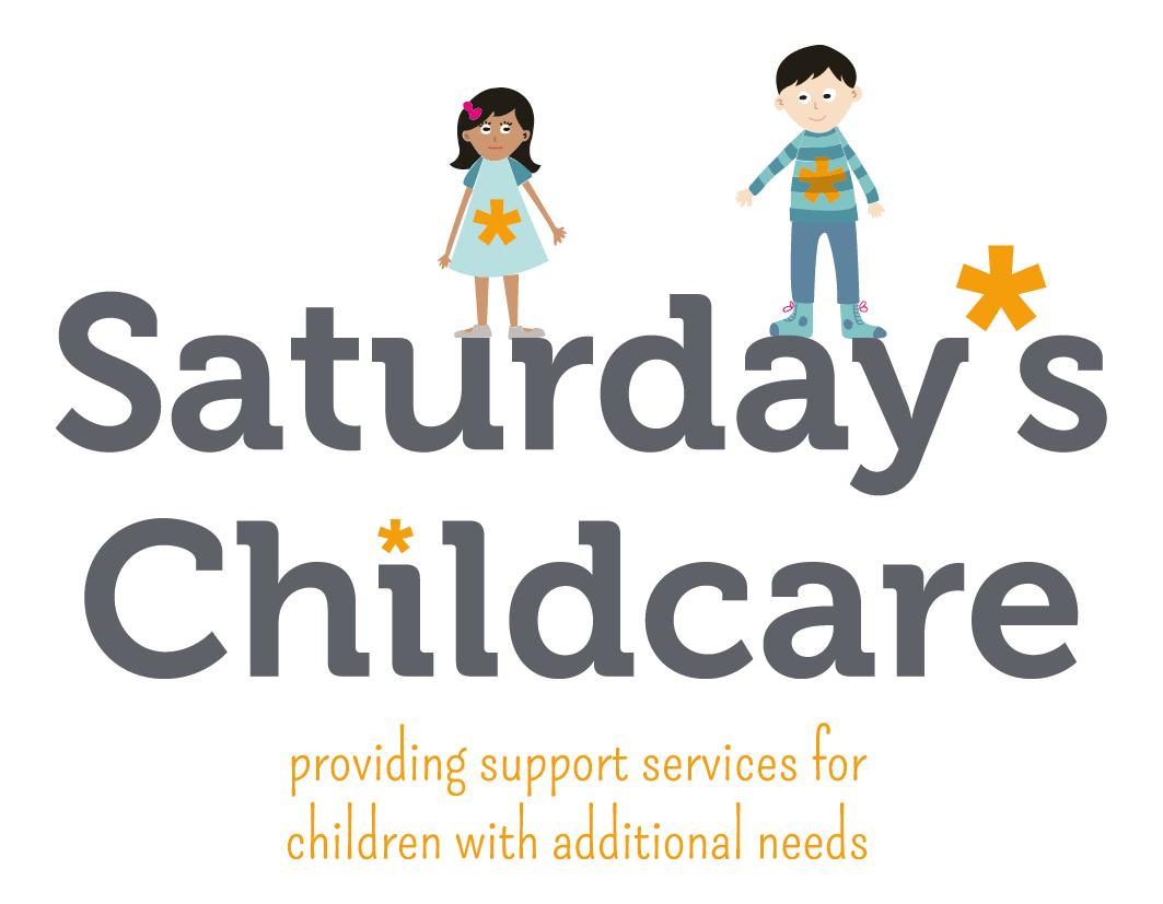 Saturdays Childcare horizontal logo