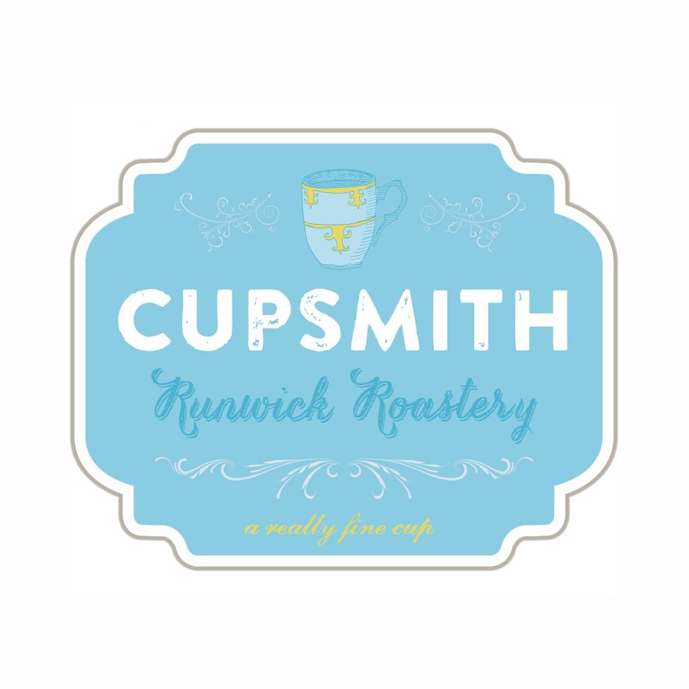 Cupsmith initial logo