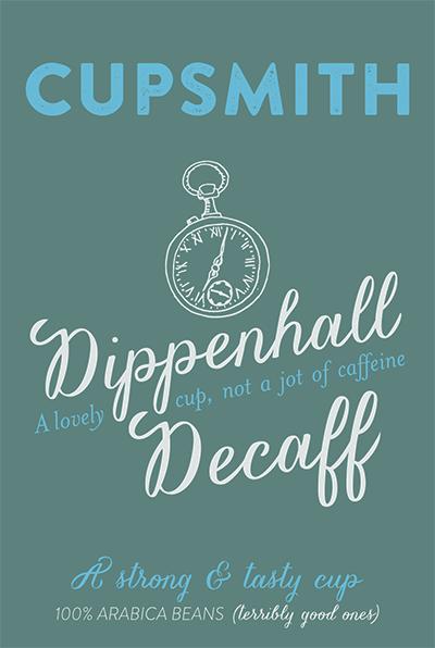 decaf coffee