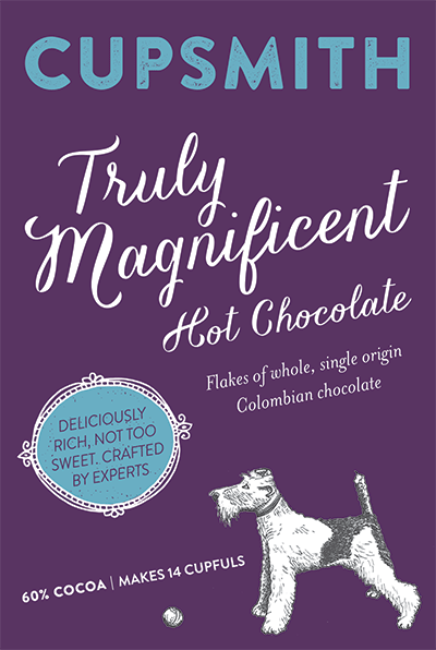 truly magnificent hot chocolate
