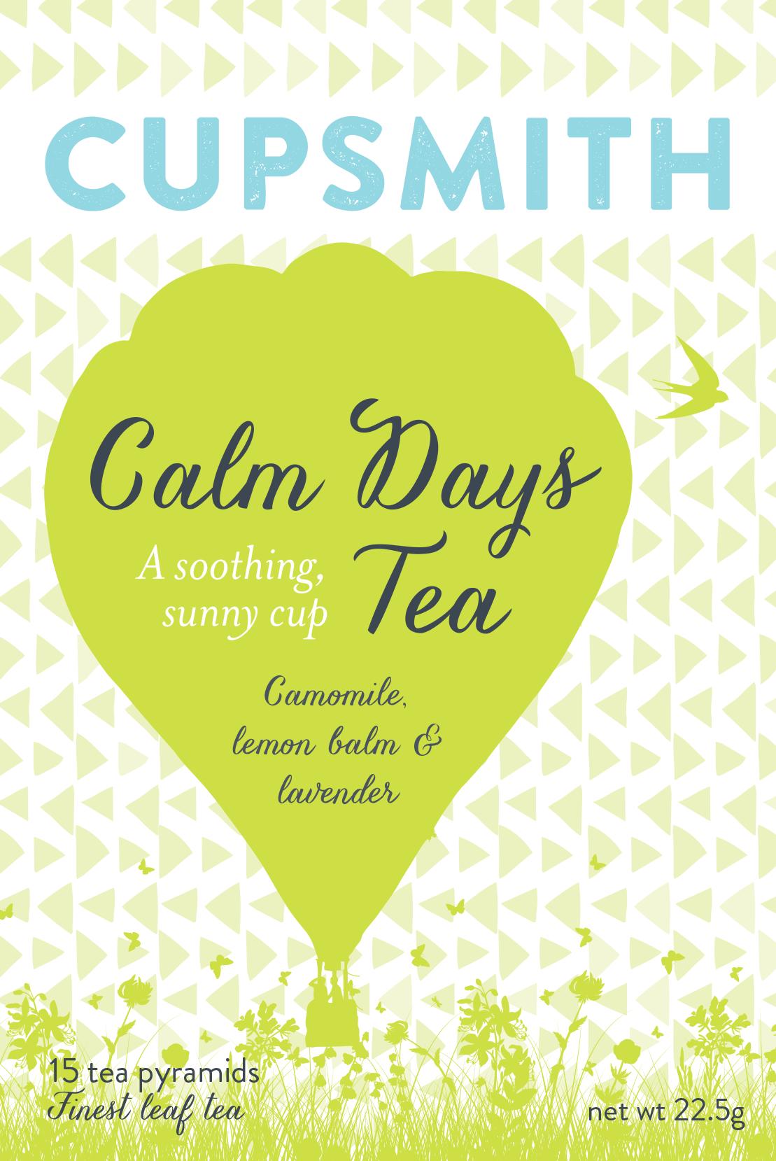calm days tea