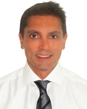 Atul Sudra, Finance & Operations Director