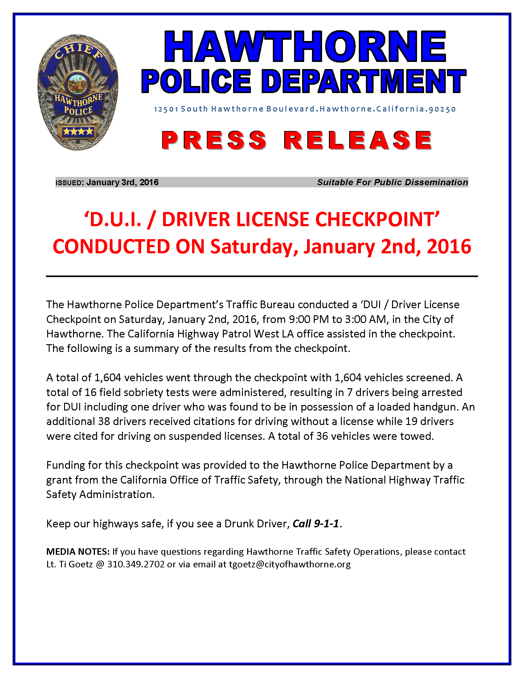 Post Checkpoint Press Release.png