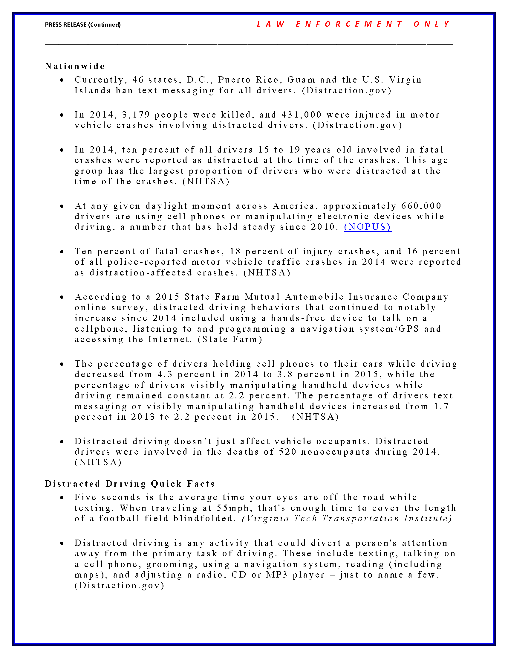 Distracted Driver Stats and Facts Press Release_Page_2.png
