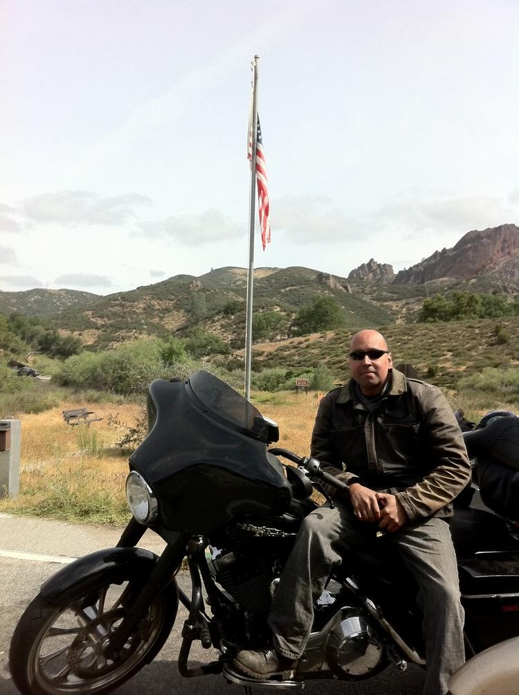 Sergeant Leonard Luna, End of Watch: July 8th, 2013