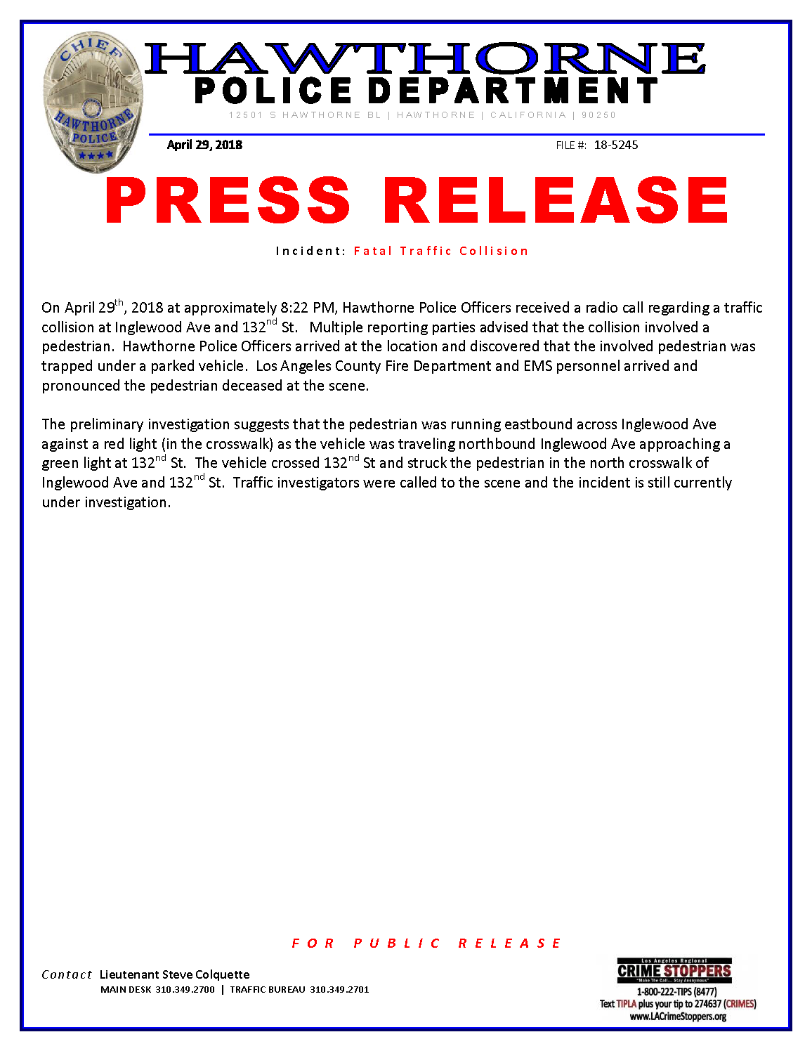 Press Release Fatal 18-5245.png