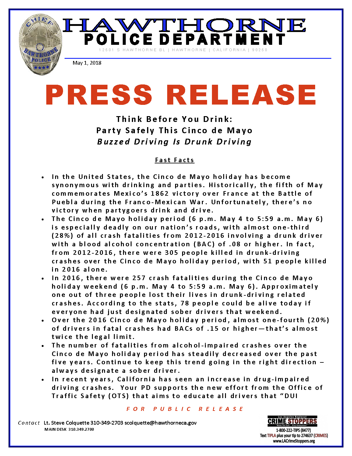 Cinco De Mayo Facts Press Release_Page_1.png