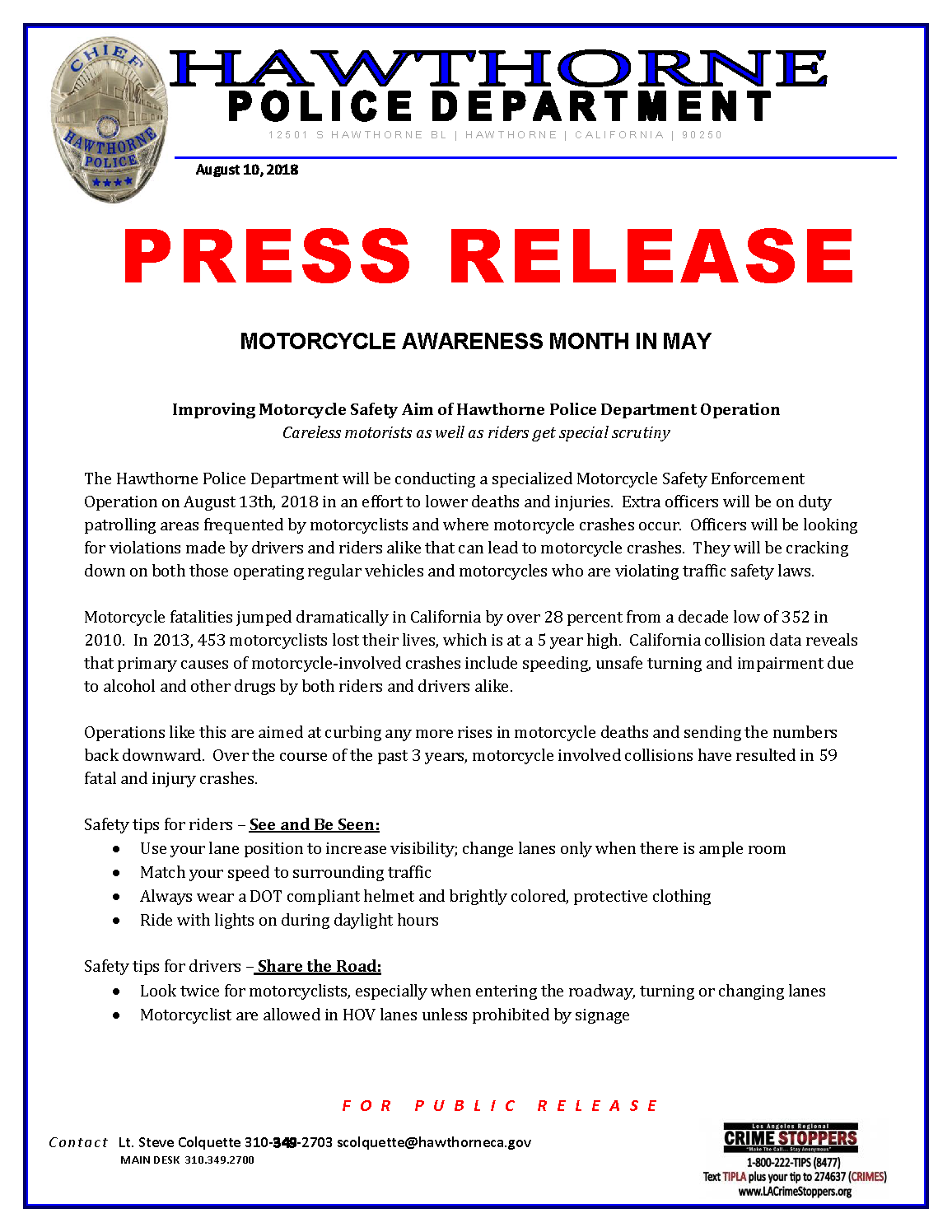 Motorcycle Safety #6 Press Release_Page_1.png