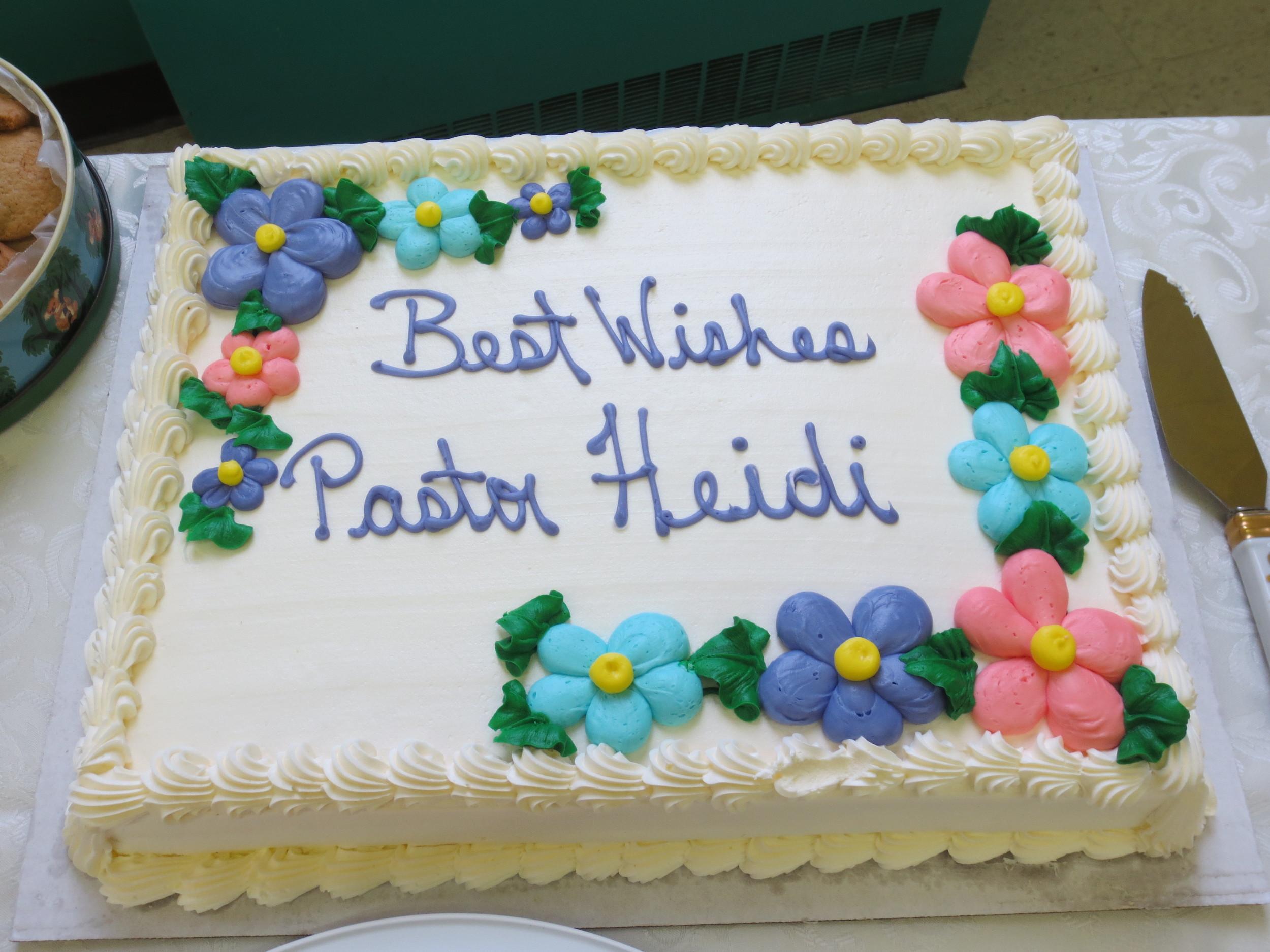 Tasty Best Wishes