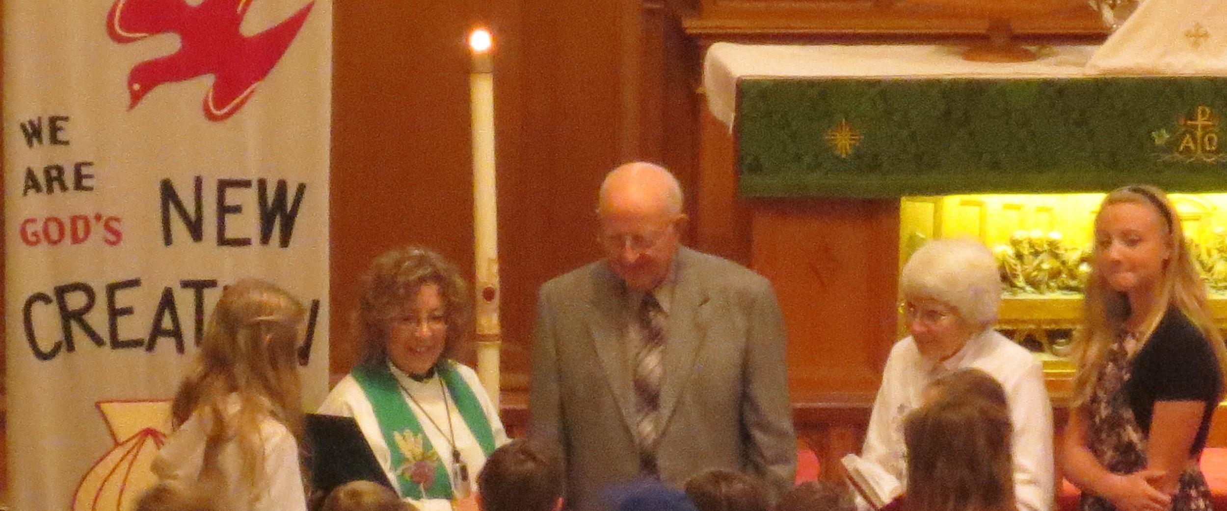 Baptism of Donald Daniel Davidson