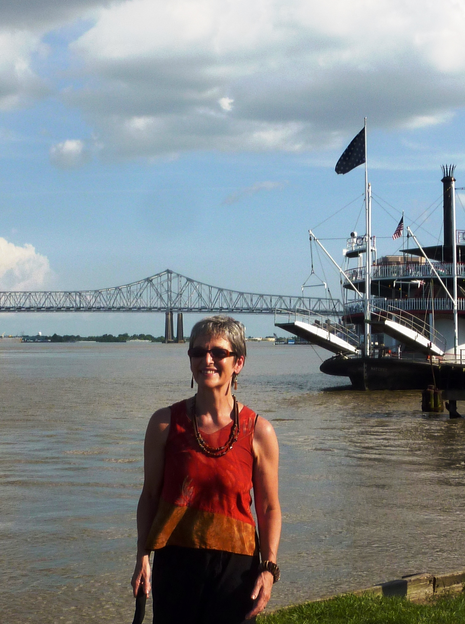 Debbie Lou Ludolph in New Orleans