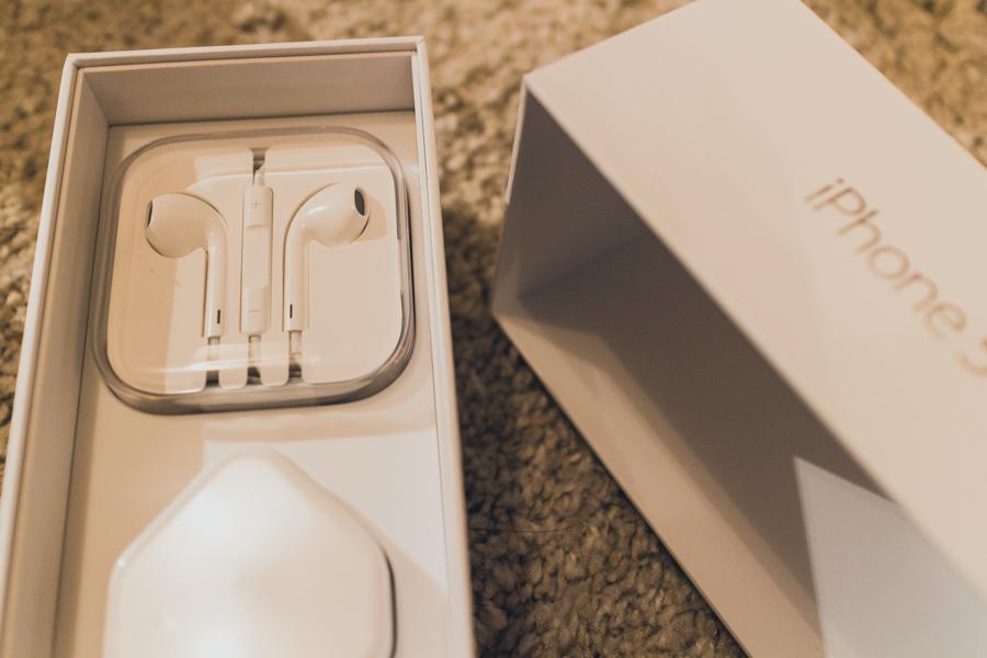 iPhone 5S acessories