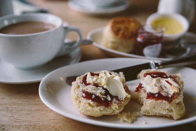 Jam, then cream: The Cornish Way