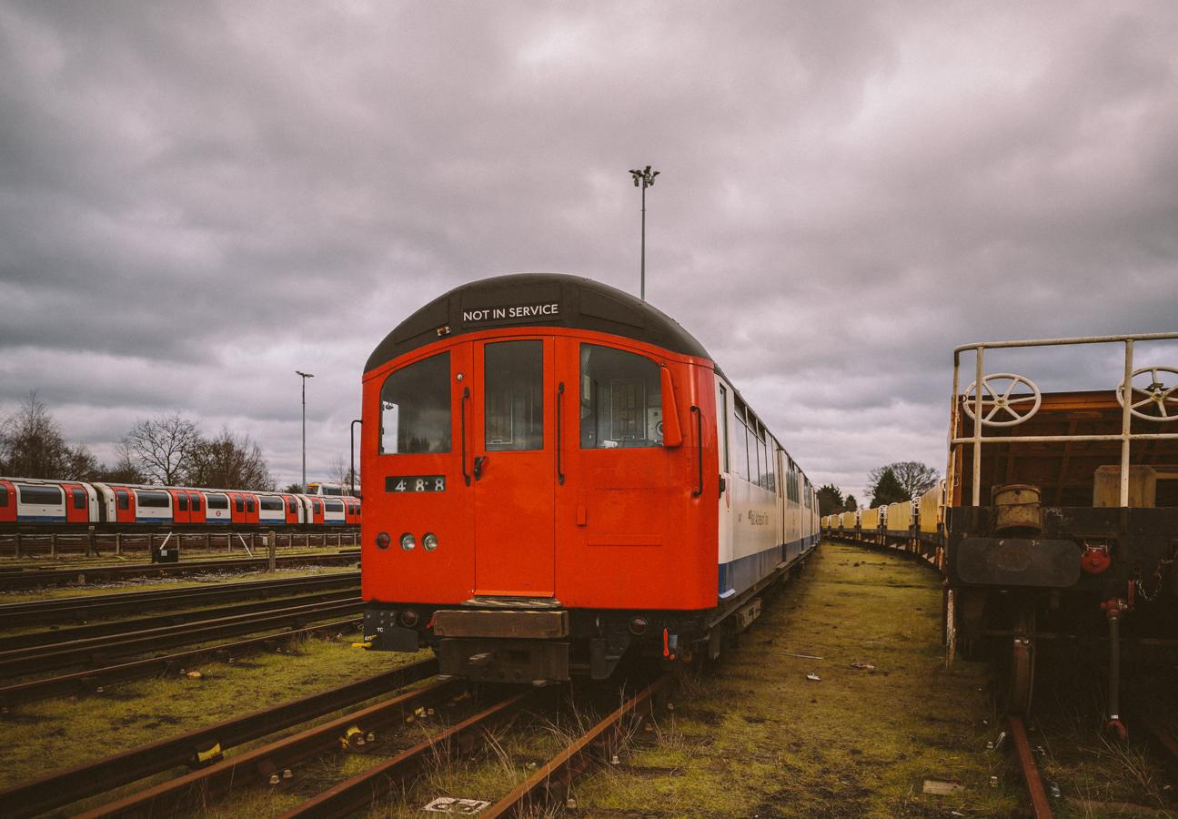 Ruislip Depot, December 2014