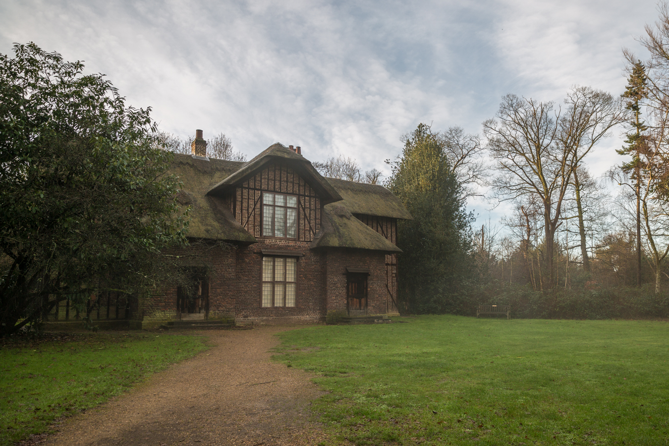 Queen Charlotte's Cottage, Kew