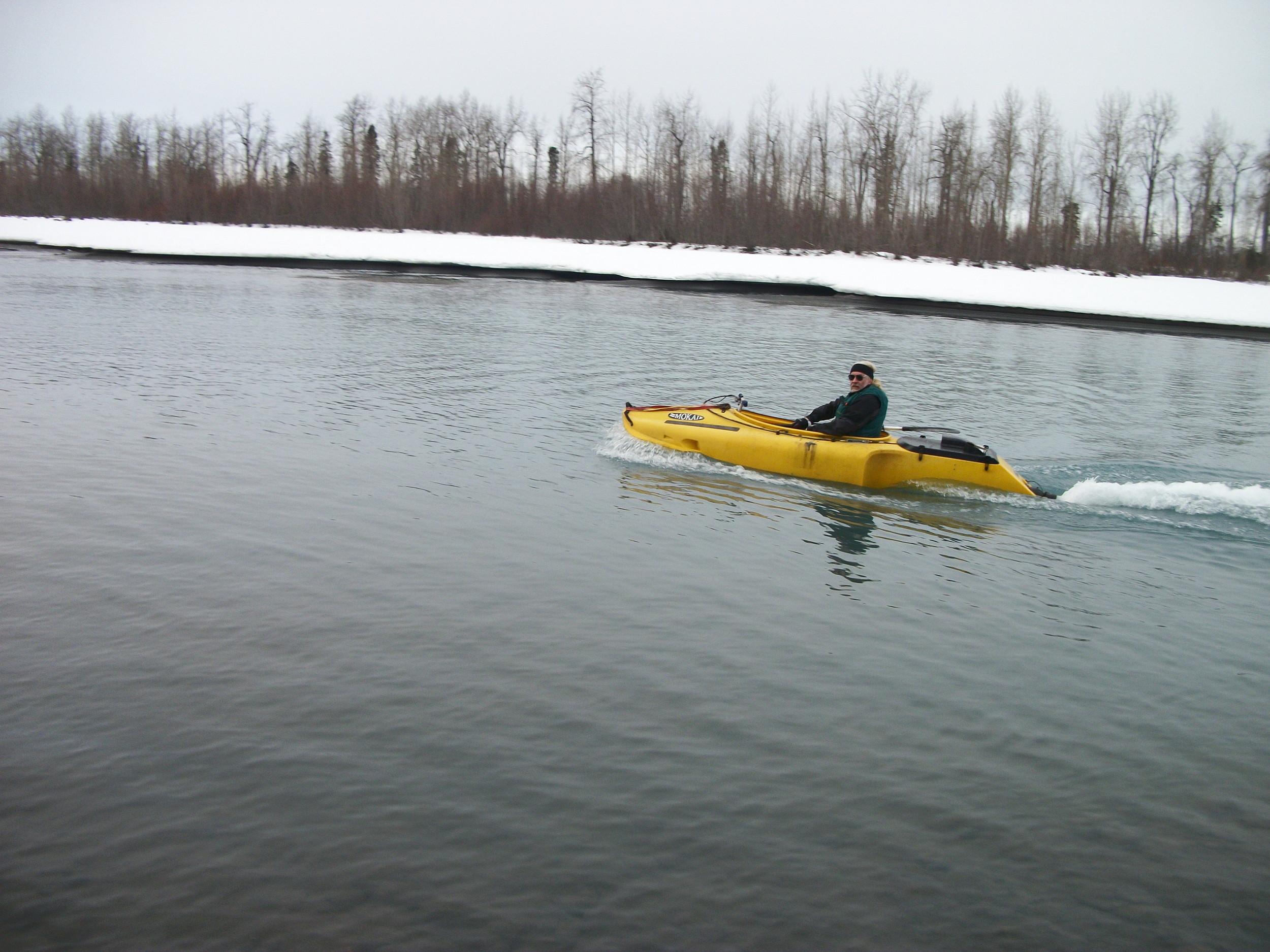Knik River, AK