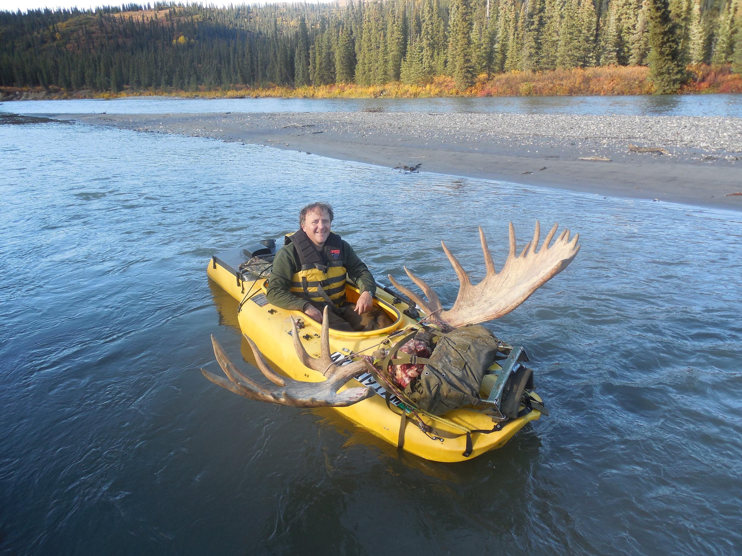 2013 Moose Hunt, Chugiak, AK