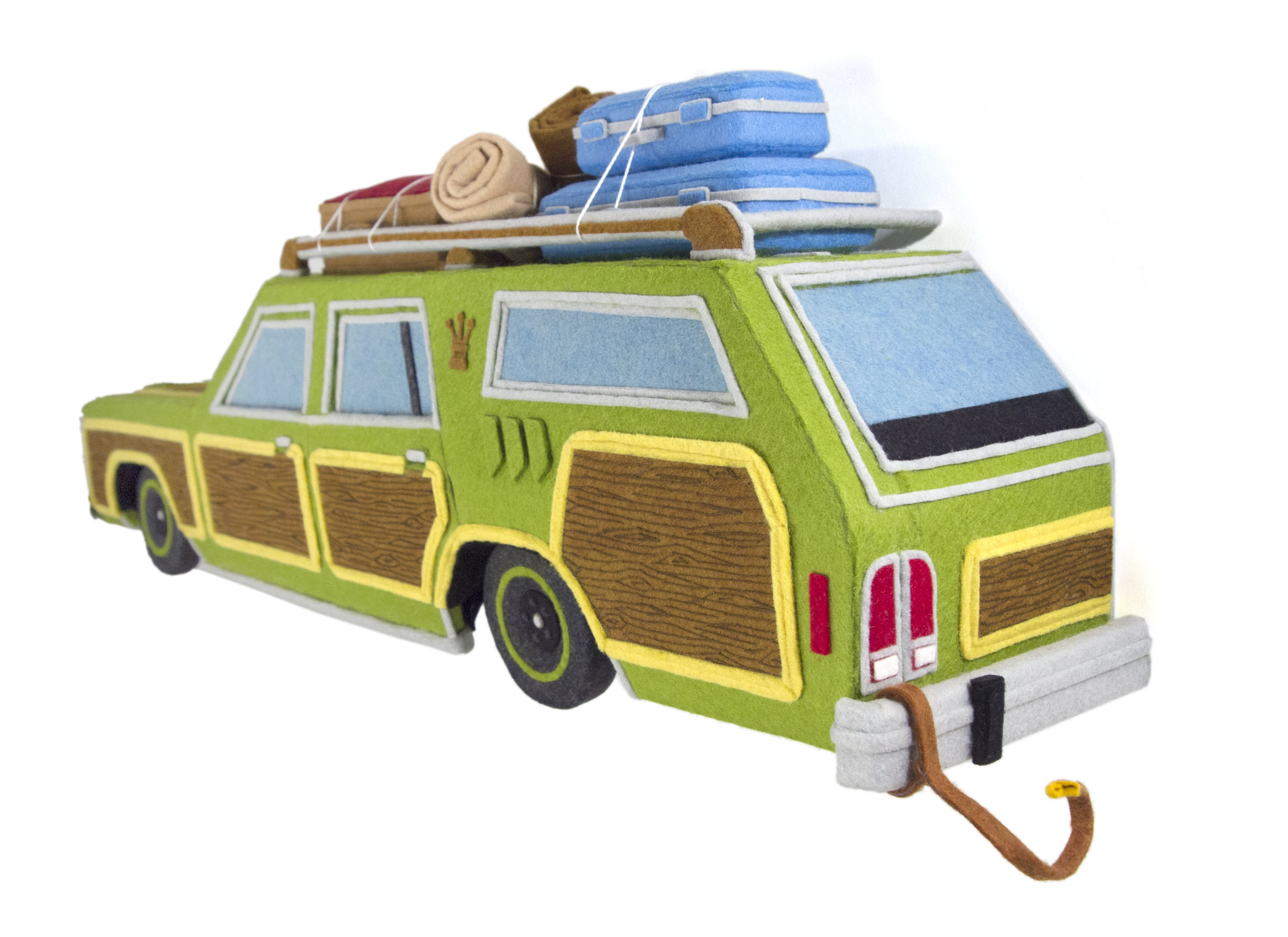 National Lampoons Vacation Family Truckster