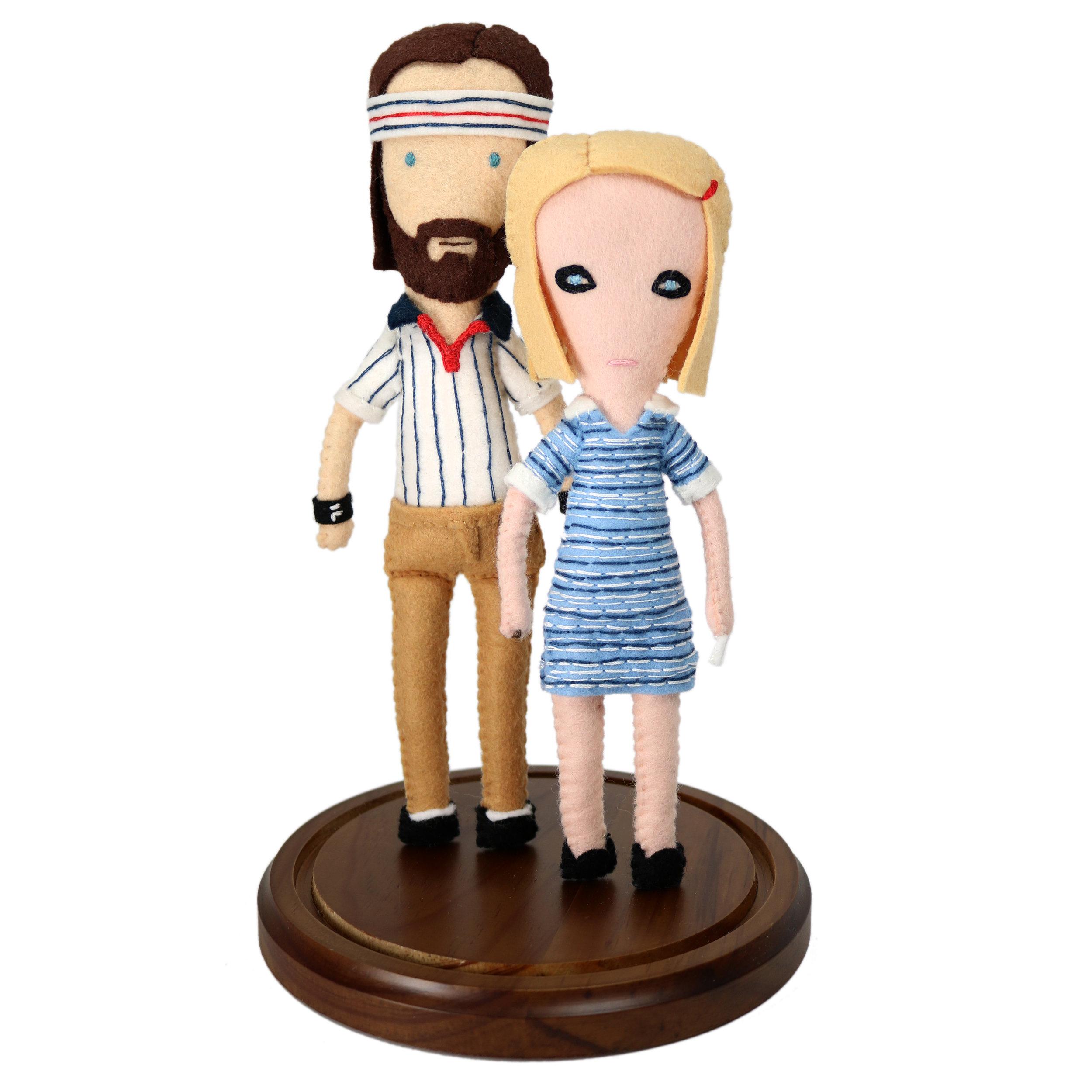MARGOT & RITCHIE
