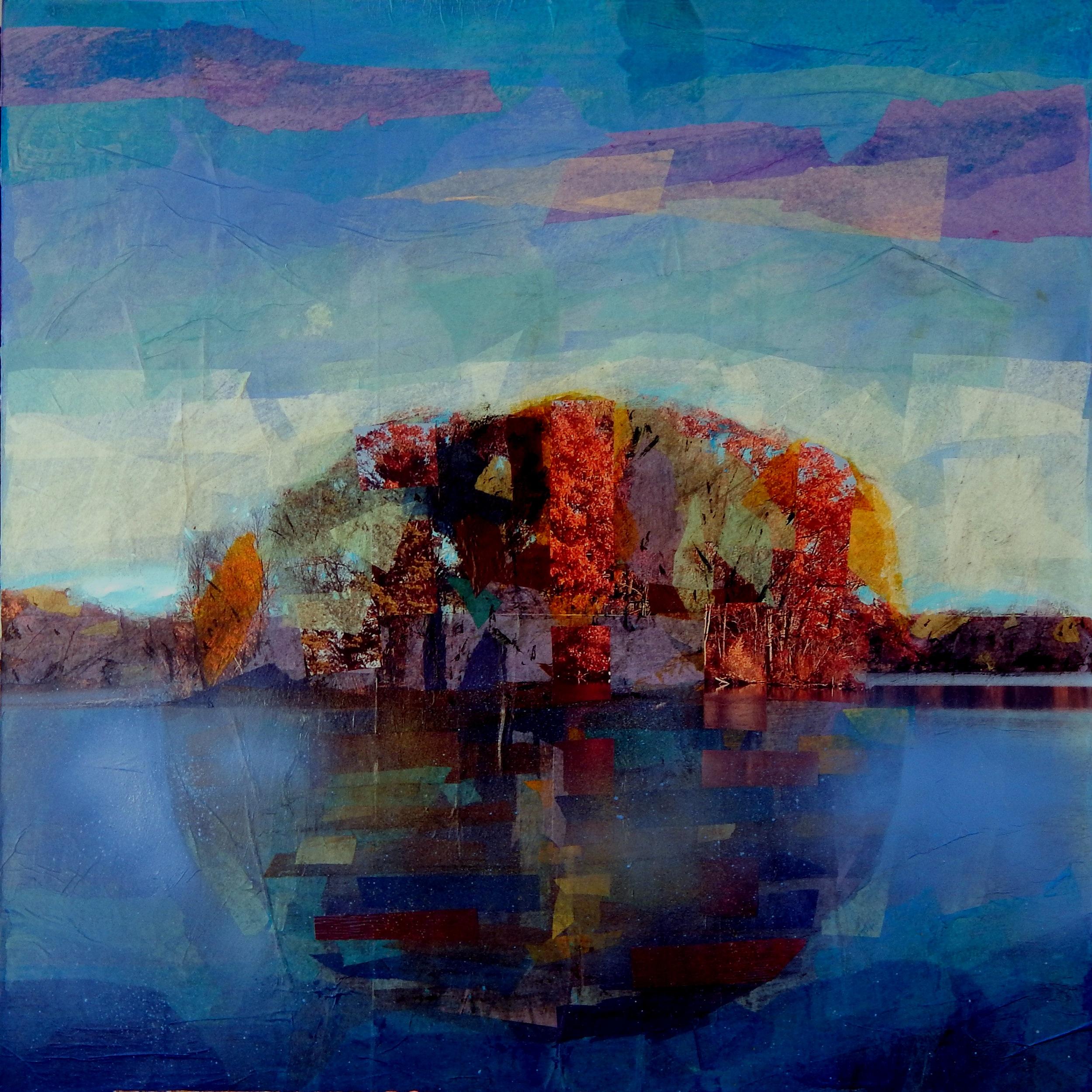 Tim Tolman: Turner Reservoir Island