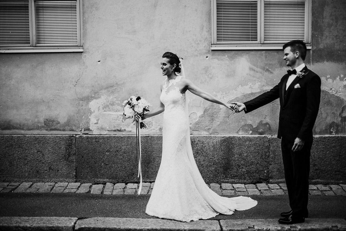 Netta & Teemu — Ravintola Olo, Helsinki