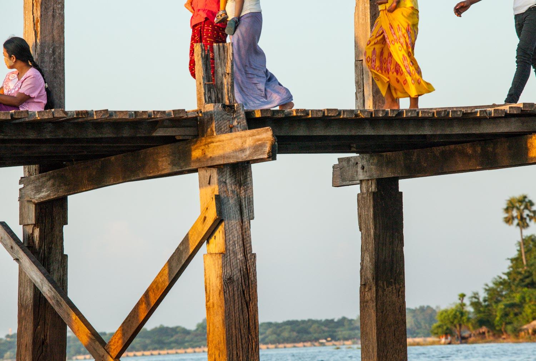Ubain Bridge
