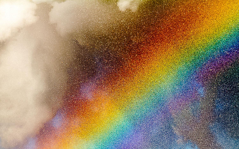 Geothermal Plant Rainbow
