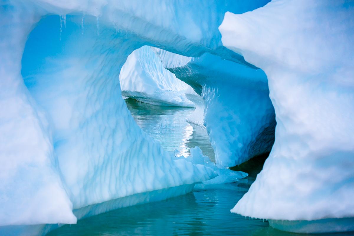 antarctica-glacier