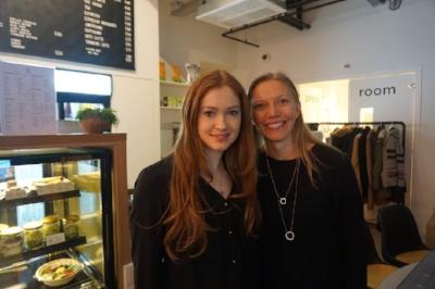 Helen Turner & Sanna Sumner