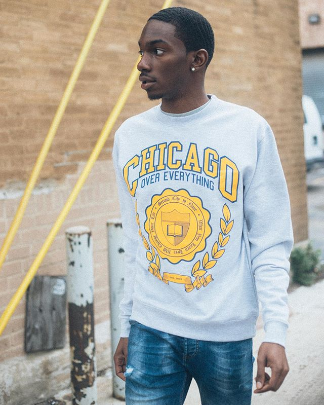 The first Chicago Over Everything release of 2019. Online Now!