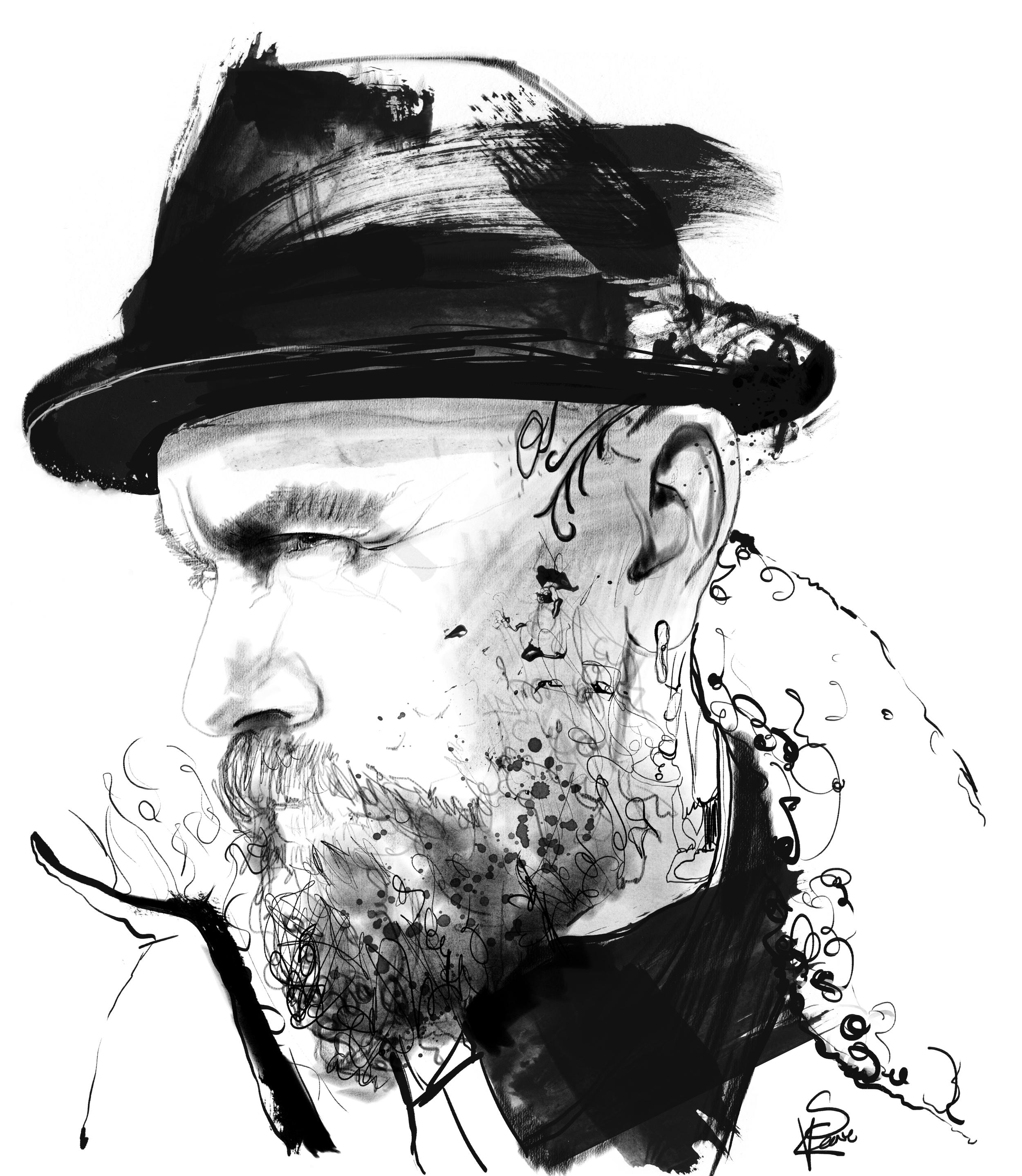 Illustration by  Sarah Keane