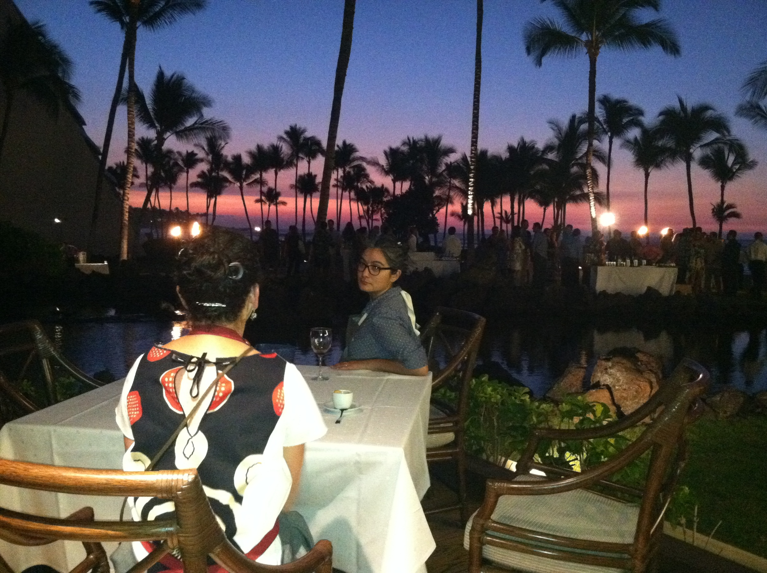 Secret meeting was held in Kona, Hawaii to retake #1 spot in World Gelato Ratings