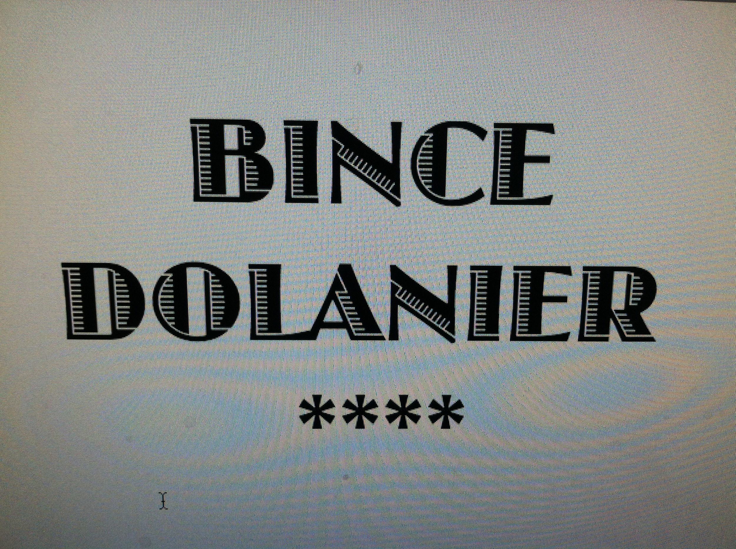 Just an hour after hearing that his restaurant had been awarded a fourth Michelin star, Bince changed his logo