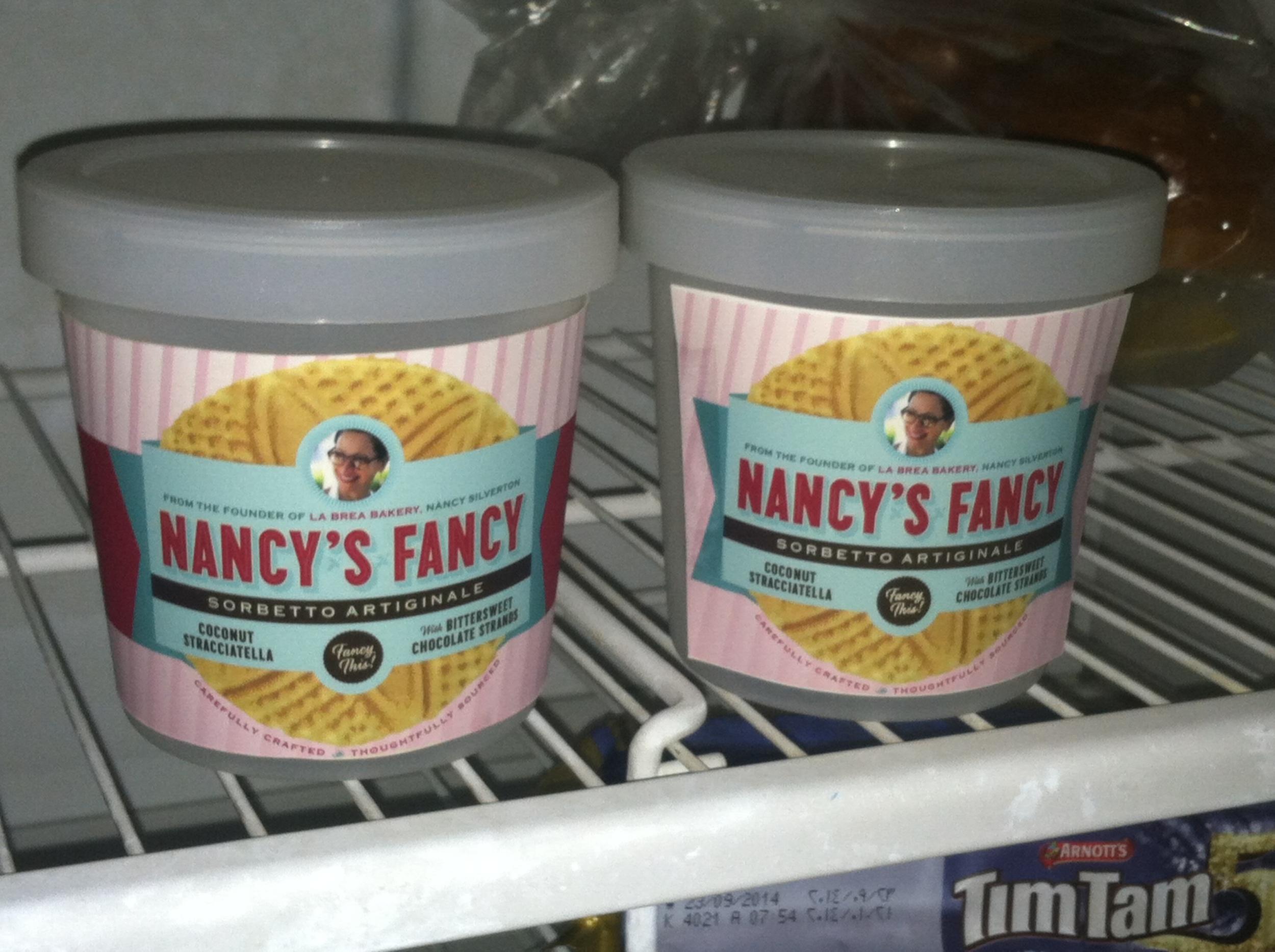 "A spokesman for Tim tam said ""That's one classy ass freezer."""