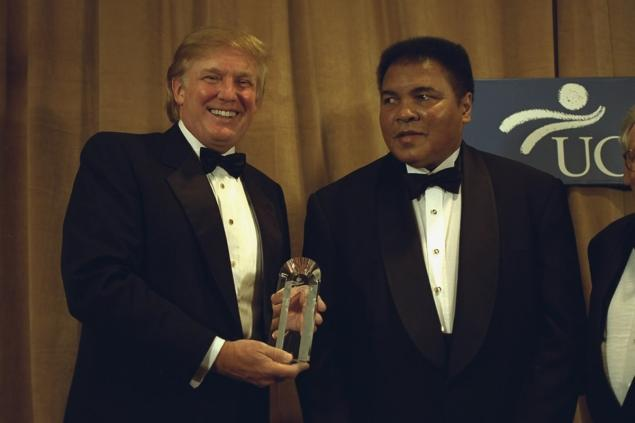 don trump with the greatest