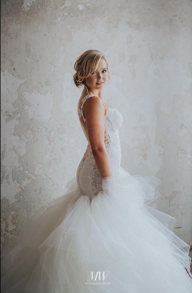 devinL beauty bride makeup