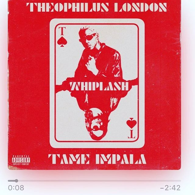 On constant repeat @theophiluslondon @tame__impala  #music #repeat  #obsessed