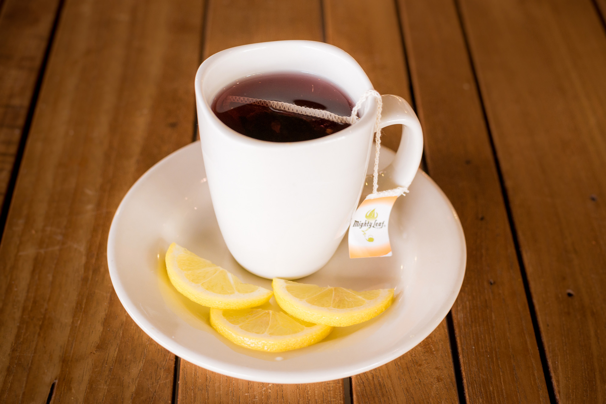 Mighty Leaf Tea