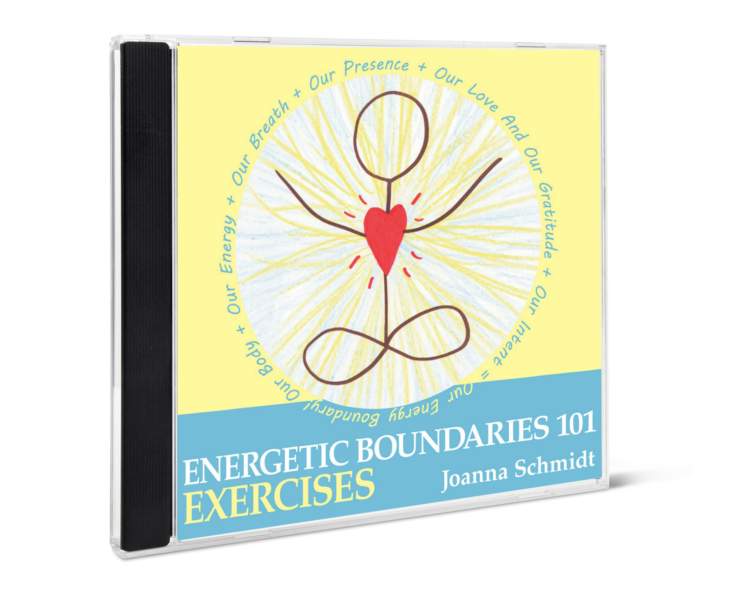 energetic boundary tune up meditations