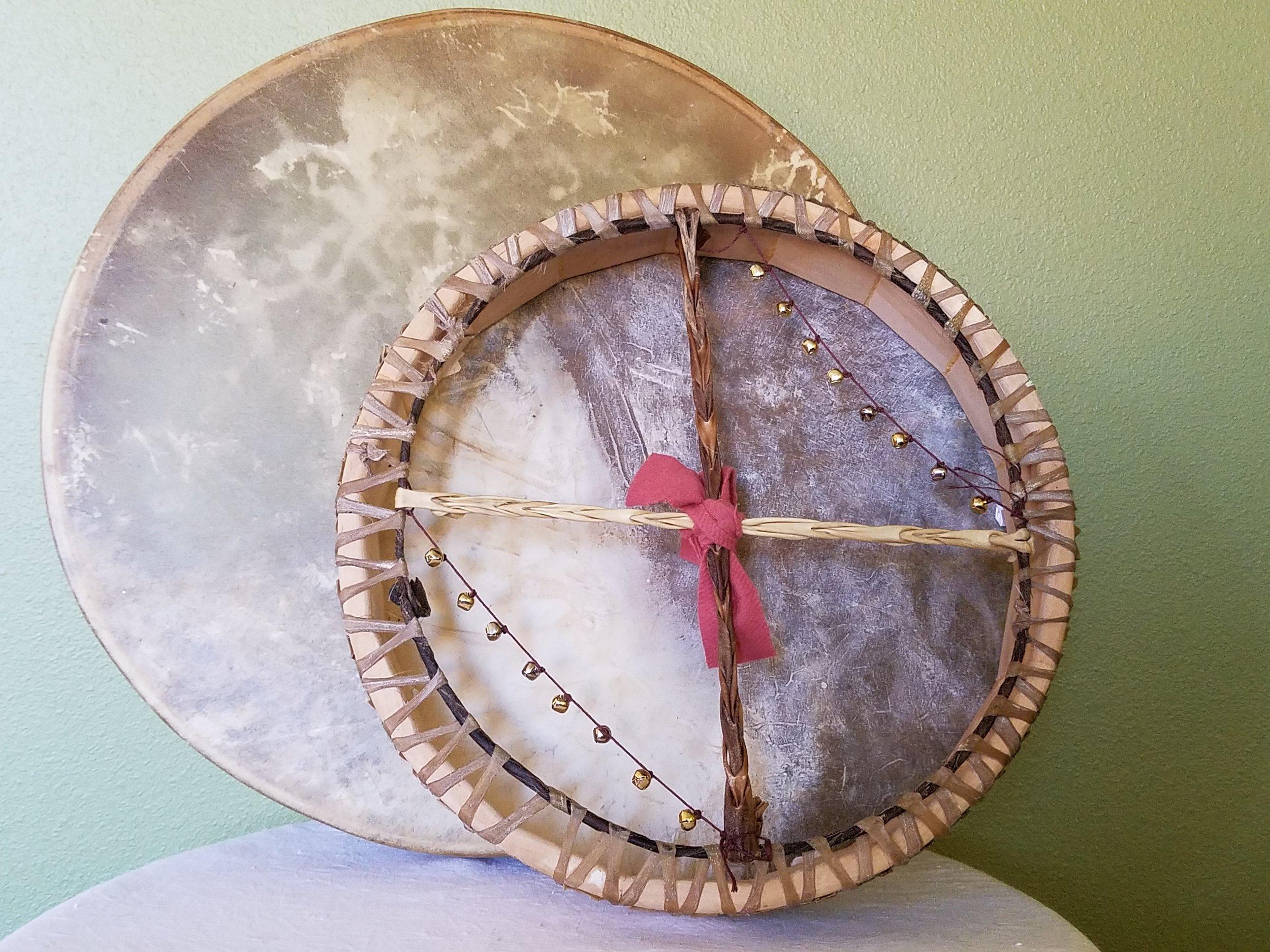 shamanic drum pacific northwest